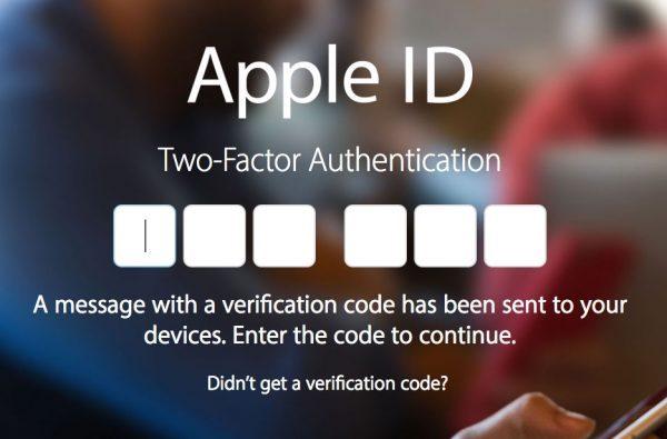 كيفية إلغاء المصادقة ذات العاملين Two Factor authentication من حساب أبل