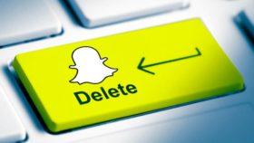 كيفية حذف حساب سناب شات Snapchat نهائياً