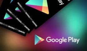 كيفية إدخال كود تعبئة الرصيد في حساب جوجل بلاي ستور Google Play