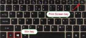كيفية التقاط وتصوير شاشة الكمبيوتر سواء لابتوب او مكتبي دون استخدام برامج بخطوات سهلة وسريعة