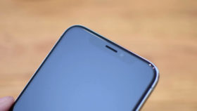كيفية حل مشكلة شاشة الايفون اكس لاتعمل المعروفة بمشكلة الشاشة السوداء